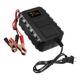 Chargeur intelligent 12V 10A Automobile Batterie Chargeur acide Batterie