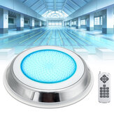 630LED RGB Underwater Swimming Pool Light Lamp IP68 Fountain+Remote Control