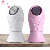 Taşınabilir Mini El Fan USB Aromaterapi Yapraksız Fan