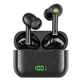 Havit i100 TWS bluetooth Earphones Wireless Earbuds LED Display In-ear Gaming Headsets Low Delay 9D Stereo Bass Sports Music Headset With Charging Box
