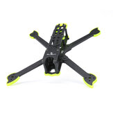 iFlight Nazgul5 HD XL5 V5 5 Inch 240mm Wielbasis 6mm Arm X Type Carbon Frame Kit voor FPV Freestyle Racing Drone
