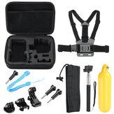 9 w 1 Action Sport Camera Akcesoria do GoPro 8 podwodnych zdjęć do nurkowania
