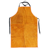 Full Cowhide Leather Welding Apron Bib Blacksmith Apron Protect from Welding Spatter