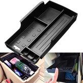 Carro ABS Central Armrest Console Storage Caixa Recipiente para Toyota Camry 2012-2015