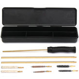 Barrel Cleaning Kit Air Airgun Rimfire 177 22 Brushes & Rods