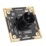 Module de caméra USB 105 ° 2 millions Pixel 1080P HD pour la reconnaissance de visage avec Microphone Module de caméra grand angle 2MP