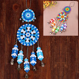 Perline fai da te dream catcher windbell kit perler 5mm fusibile kid mestiere giocattolo arredamento