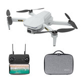 Eachine EX5 5G WIFI 1KM FPV GPS With 4K HD Camera 30mins Flight Time Optical Flow Foldable RC Drone Quadcopter RTF Two Battery With Storage Bag Version