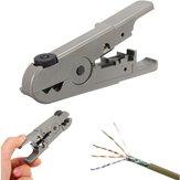 Universale coassiale rotante filo cavo coassiale UTP / STP taglierina strippaggio SCOLLA