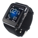 Bakeey X6 Buet HD Kamera SIM-kortopkald Sleep Monitor Indbygget apps Smart Watch til iOS Android
