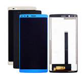 Originale DOOGEE LCD Display + Touch Screen Digitizer Replacement con Strumenti per DOOGEE MIX 2