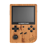 ANBERNIC RG351V 80GB 7000 Games Handheld Game Console for PSP PS1 NDS N64 MD PCE RK3326 Open Source Wifi Vibration Retro Video Game Player 3.5 inch IPS Display