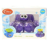 Free Shipping Gift Cikoo Baby Bath Toys Rotary Automatic Sprinkler Octopus Swimming Toys