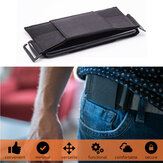 Bakeey Wallet Waist Bag belt Pouch Rfid Card Holder Phone Travel Women Men Sports Hidden Security Wallet