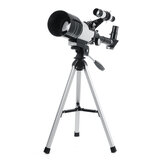 150X 70mm Astronomical Telescope Professional HD Viewing SpaceMoon Monocular Outdoor Home