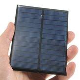 Panneau photovoltaïque monocristallin de 6V 1.1W 200mA