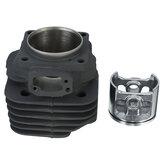 Husqvarna 266XP Motorlu Testere için 52mm Silindir Piston Contaları Kit