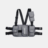 Men Women Hip-hop Chest Bag Vest Bag Tooling Bag Tactical Bag