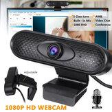 1080P HD Веб-камера ПК USB камера Запись видео C Микрофон Для настольных ноутбуков