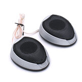 2pcs 1000W Micro CarTweeters 12V Auto Audio Stereo Speaker Louspeaker