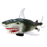 Electric Projection Light Sound Shark Walking Animal Educational Toys for Kids Gift