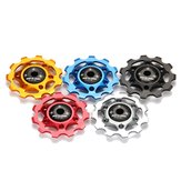 GUB JY-C11S Cycling Rear Derailleur Guide Wheel Bicycle Rear Mech Derailleur Pulley Wheel Aluminum Alloy 11T