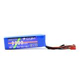 B6FPV 11.1V 2200mAh 3S Li-po Батарея для передатчика Wfly Radiolink AT9S Радио