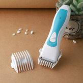 Wiederaufladbare elektrische Katze Hundehaarschneidemaschine Schnurlose Haustierschneidemaschine Haarschneider Pflegetrimmer