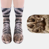 Unisex Erwachsene Animal Printed Socks Tiersocken