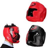 Boxing Head Guard Adjust Helmet Adjustable MMA Art Headgear Protector Kick Boxing Gym Fitness Sport Protection