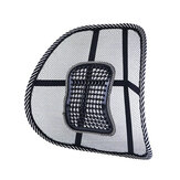 Car Seat Cushion Breathable Summer Mesh Back Massager Lumber waist Support For Office Chair Car Seat Home Office Supplies