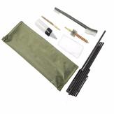 AURKTECH Acessórios de caça Kit de ferramentas de limpeza Airsoft Shooting Escova Kits 10pcs / s