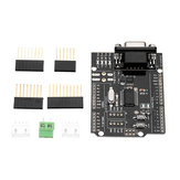 SPI MCP2515 EF02037 CAN BUS Shield Development Board High Speed Communication Module Geekcreit for Arduino - products that work with official Arduino boards