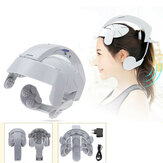 Head Vibration Easy-brain Massager Elektrische hoofdmasseur Relax Acupunctuurpunten Stress Release Machine