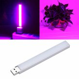 2.5W 14 LED USB Full Spectrum Red: Bleu 10: 4 Grow Light pour plante hydroponique intérieure DC5V