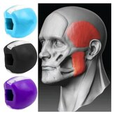 1Pc Muscle Training Ball Silicone Chewing Ball Muscle Shaping Jaw Training Device