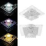 5W 220V 18cm Cristal brilhante LED Luminárias de teto Pingente Lâmpadas de corredor