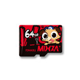 Mixza Jaar van de hond Limited Edition U1 64GB TF Micro-geheugenkaart