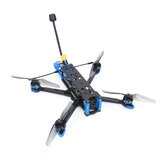 iFlight Chimera4 LR Micro Long Range 4 дюймов 4S Freestyle FPV Racing Дрон PNP / BNF Caddx.us Turbo Eos V2 Кулачок F4 FC 35A ESC 1404 3000 / 3800KV Мотор