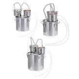 Домашний спиртовой дистиллятор 12 л / 20 л / 30 л Набор Котел для самогонного аппарата из нержавеющей стали