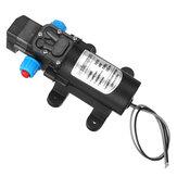 Pompe à membrane auto-amorçante à pompe à pression d'eau à membrane DC 12V 80W