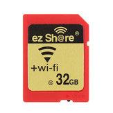 EZ SHARE 3ª Geração C10 32GB Cartão de Memória WIFI com Interruptor WIFI
