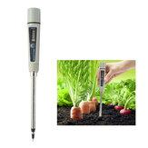 EC-316 Kertészeti tesztelő talajdetektor EK szonda talajvizsgálat EC mérő a háztartási cserepes virágcseréphez