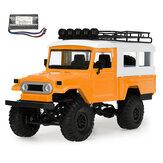 MN 40 2.4G 1/12 Crawler RC Auto Geländewagen Modelle RTR Spielzeug