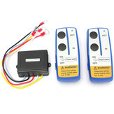 12V Wireless Winch Remote Control Twin Handset Easy to Install