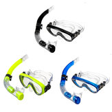 Adult Diving Anti-Fog Snorkeling Swimming Glasses Mask