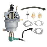 Carb Carburetor Sets For Honda F Predator 420CC 188F Generator Engine 5000W 8750W 7000W 6500W