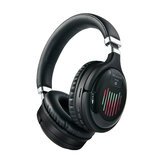 TM061 Wireless bluetooth 4.2 Headphone With Mic 3D Stereo Foldable Gaming Headset Support TF Card MP3 FM
