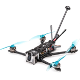 Flywoo Explorer LR 4 '' 4S Micro Long Range FPV Racing RC Drone Ultralight Quad con Caddx Ant 600mw VTX GOKU 16X16 Micro Stack