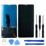 Bakeey TFT / OLED Ekran + Huawei P30 için Aletler ile Dokunmatik Ekran Sayısallaştırıcı Meclisi Yedek Parçalar